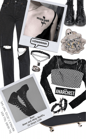SPRING 2020: Punk Girl Style