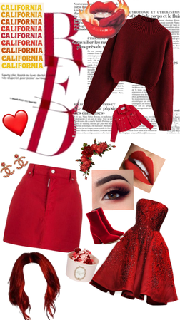 red queen 👑❤️