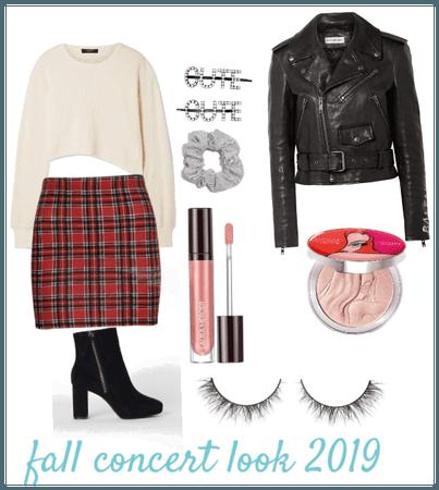fall concert 🖤🧡