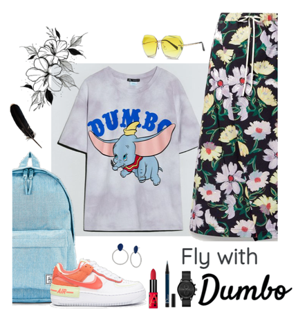 Fly with Dumbo