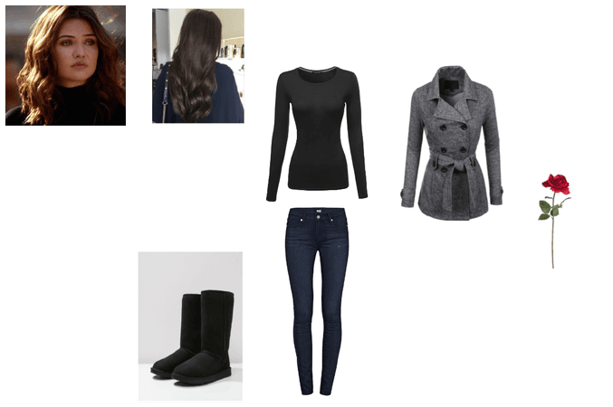 Allison Summers: The Outsider (OUAT)