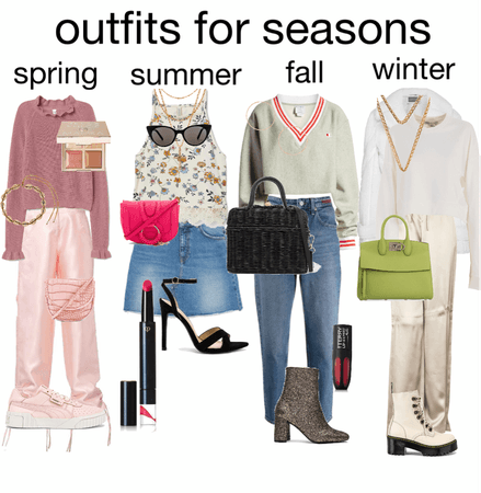 outfits for seasons