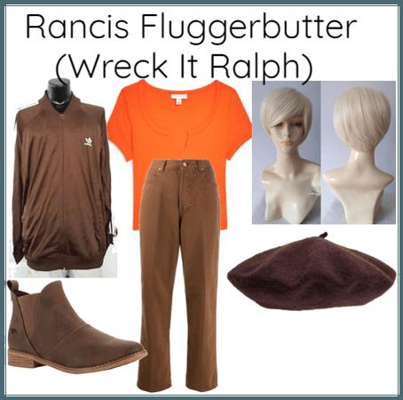 Rancis Fluggerbutter (Wreck It Ralph)