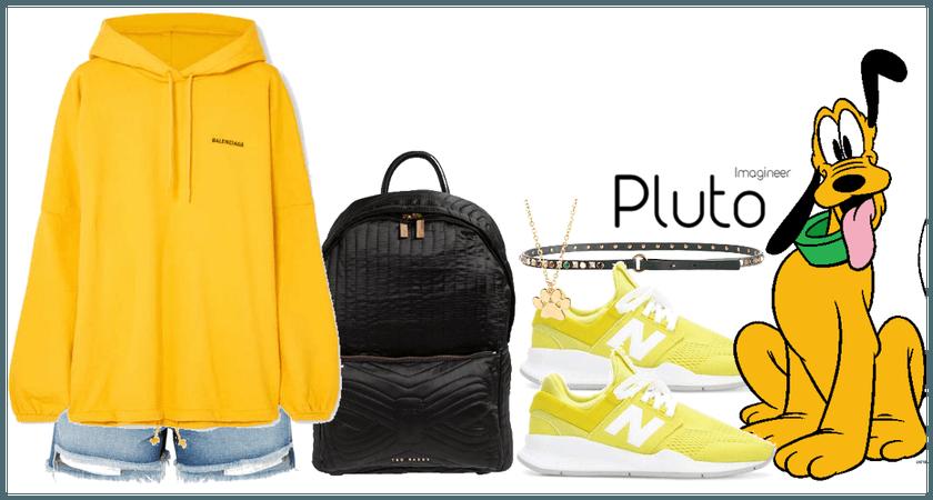 Pluto (Fab Five & Co.)