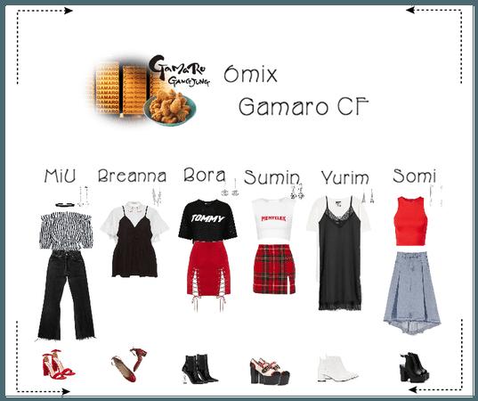《6mix》Gamaro CF