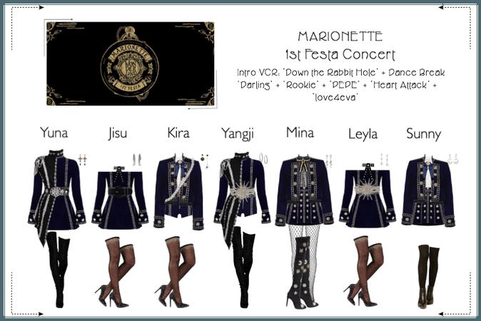 MARIONETTE (마리오네트) 1ST FESTA CONCERT