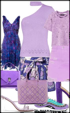 Purple Diva