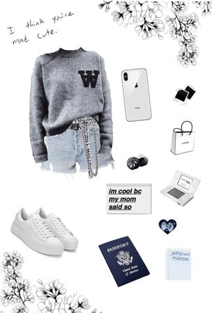 •Aesthetic Sweater•