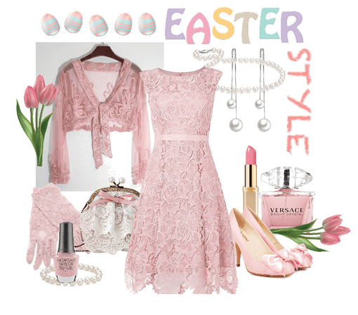 Easter Style Outfit