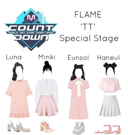 190621 [FLAME] 'TT' Special Stage - MCountdown