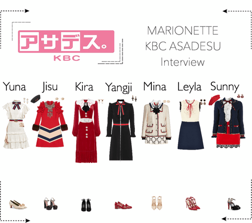 MARIONETTE (마리오네트) KBC Japan's Asadesu Interview