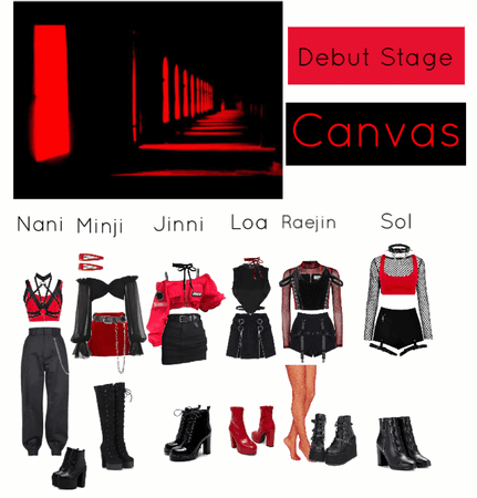 Canvas- Debut Stage