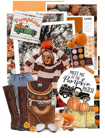 Get The Look: Pumpkin Patch Fun