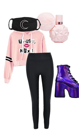 perfect look for Arianators
