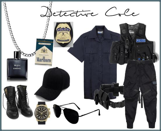 Detective Cole