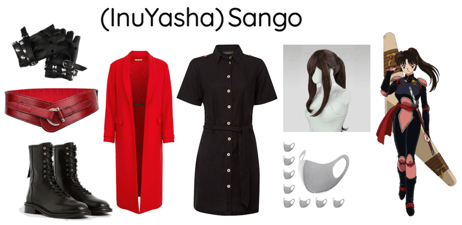 Sango (InuYasha) (2000s) (Anime)