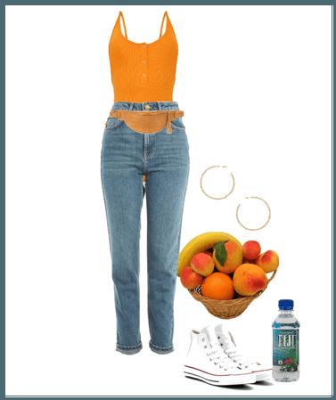 Peaches In Paris