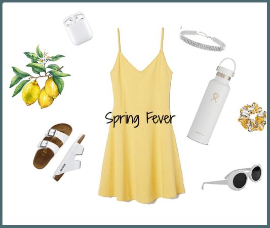#Spring Fever