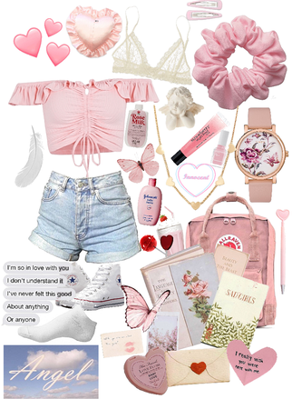 unrequited in pink
