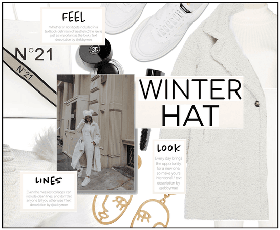 Winter Hat ( 1.20.2021 )