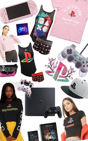 gamer girl 👧 xox