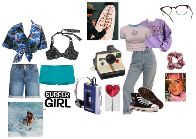 80s summer outfit ideas