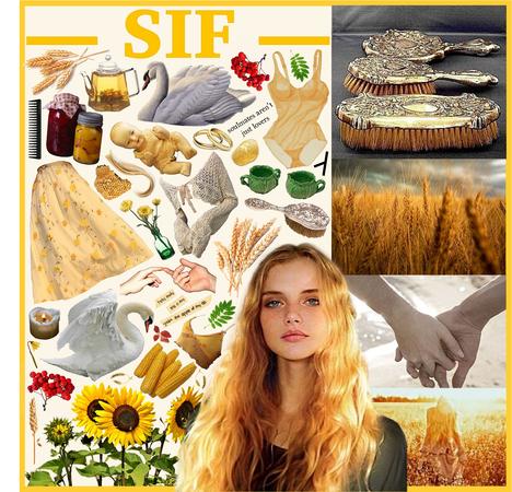 NORSE MYTHOLOGY: Sif