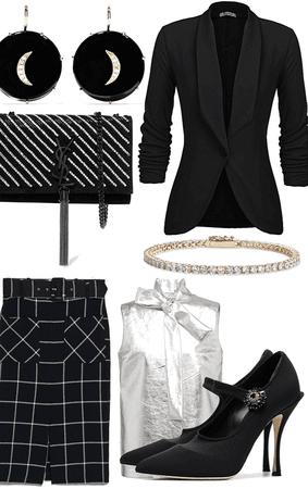 Dress To Impress Work Event
