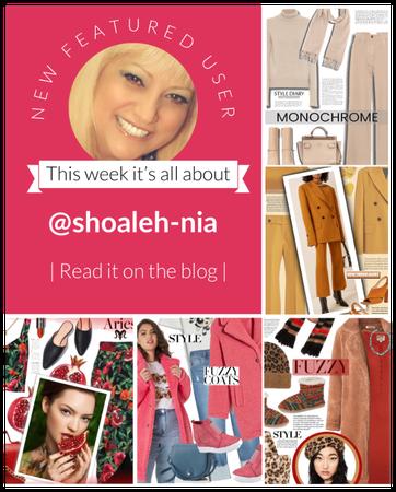 Featured user: @shoaleh-nia