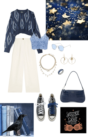 a ravenclaw's fall