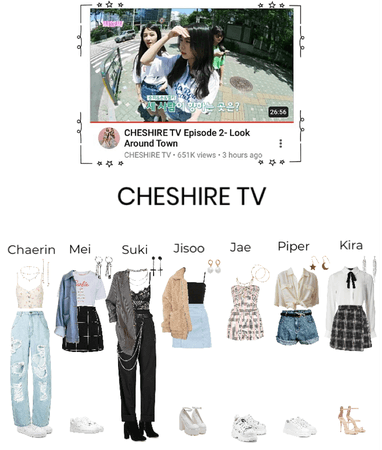 CHESHIRE TV Episode 2- Look Around Town