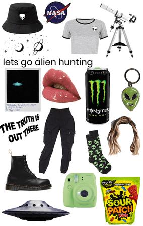 alien hunting