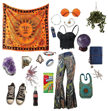 Hippie Witch