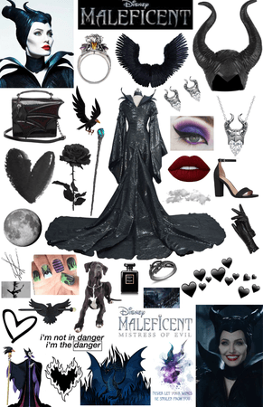 Maleficent Inspired
