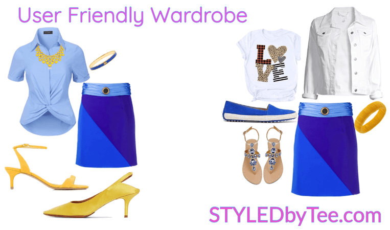User Friendly Wardrobe