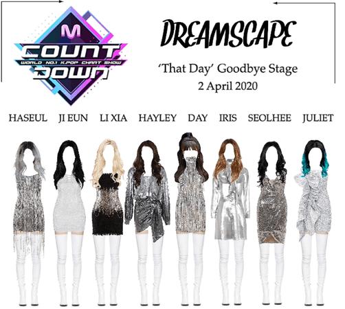 DREAMSCAPE [드림스게이프] M Countdown 200402