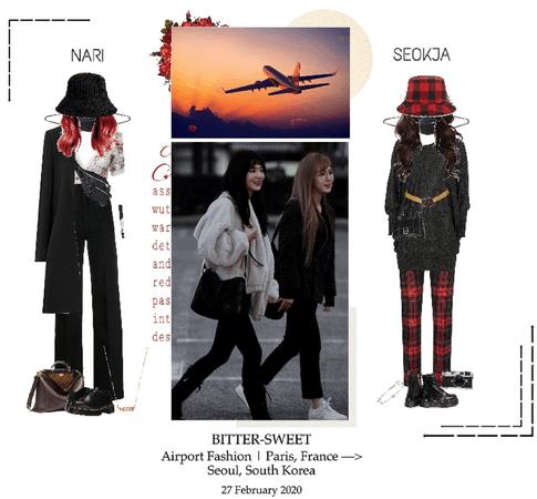 BITTER-SWEET [비터스윗] Airport Fashion 200227