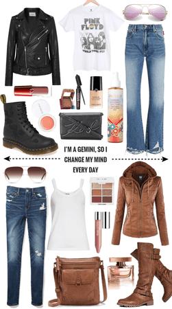 Gemini: Literally My Wardrobe!!