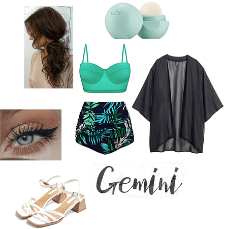 Gemini Summer Outfit