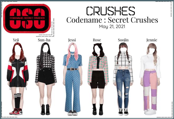 Crushes (호감) [Codename : Secret Crushes Ep. 02]