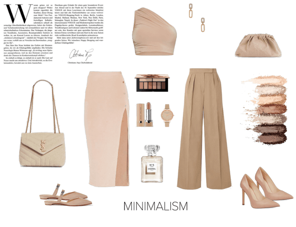 Beige all over