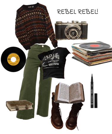 rebel rebel - David Bowie