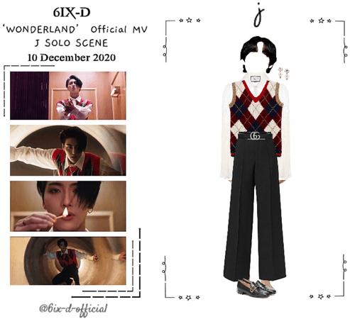 6IX-D [씩스띠] (J) 'WONDERLAND' Official MV 201210