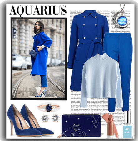 Formal Aquarius
