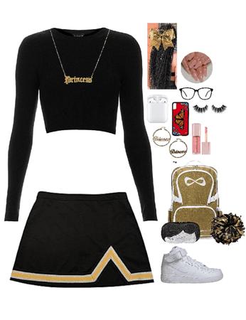 cheerleader 📣