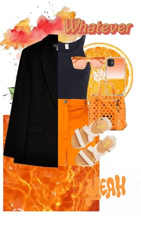 Orange out