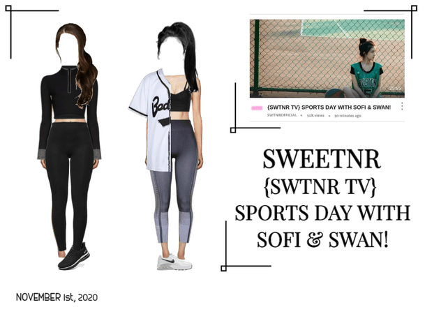 {SWTNR TV} SPORTS DAY WITH SOFI & SWAN!
