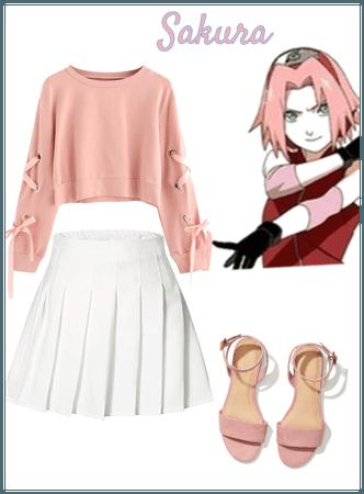 Sakura's Pain outfit