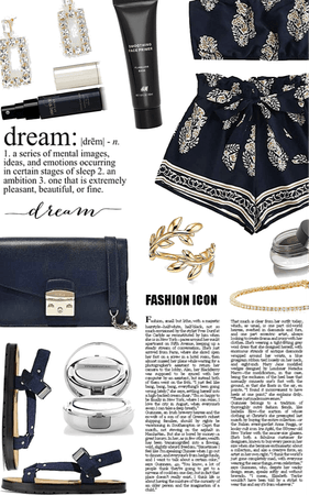 dreaming in navy