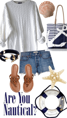 A Cool Nautical summer day